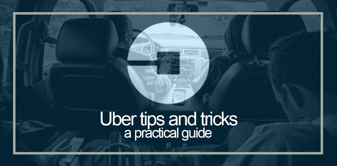 Attention uber drivers useful information inside
