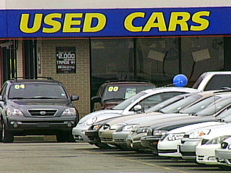 How can a used car look new on a budget?