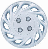 "Drive Accessories KT-858-13S/L, Ford Escort, 13"" Silver Replica Wheel Cover, ..."