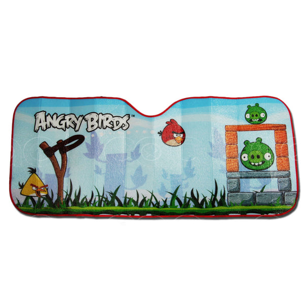 Angry Birds Sun Shade Front Windshield Auto Shade for Cars