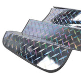 "Laser Plate Sunshade - Maximum Protector against UV - 66"" x 27"""