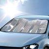 Laser Plate Sunshade - Maximum Protector against UV - 66