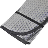 "Single Bubble Sunshade - Maximum Protector against UV - 50"" x 24"""