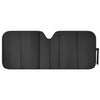 Motor Trend Front Windshield Sunshade - Jumbo Accordion Folding Auto Shade for Car Truck SUV 66