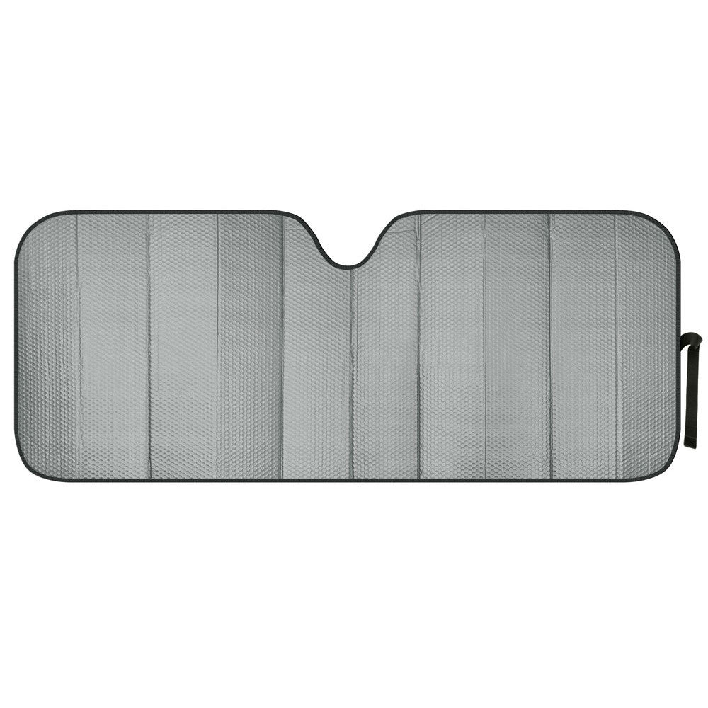 Motor Trend Front Windshield Sunshade Jumbo Accordion