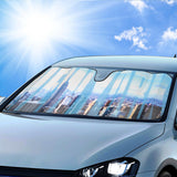 New York Sunshade - Front Windshield Sun Protector