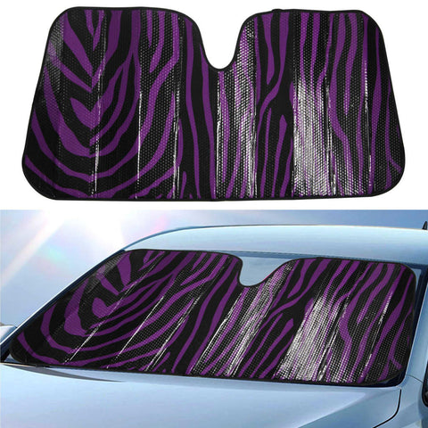 Auto Sunshade - Front Windshield Sun Protector - 58