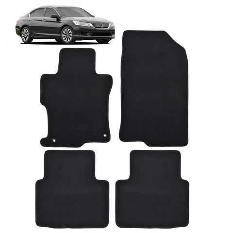 Honda Accord 2008-2012 Custom Fit Floor Mats, OEM Fit