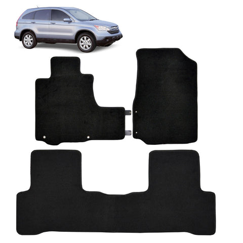 Honda CRV 2011-2012 Custom Fit Floor Mats, OEM Fit