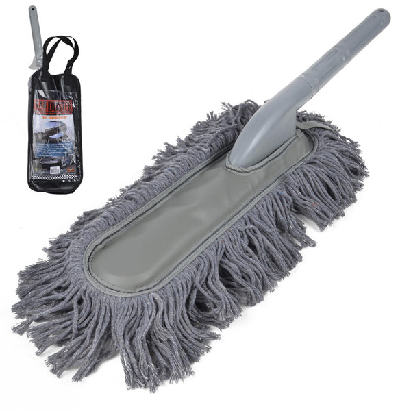 BDK USA Car Duster for Car Home Office with Long Handle