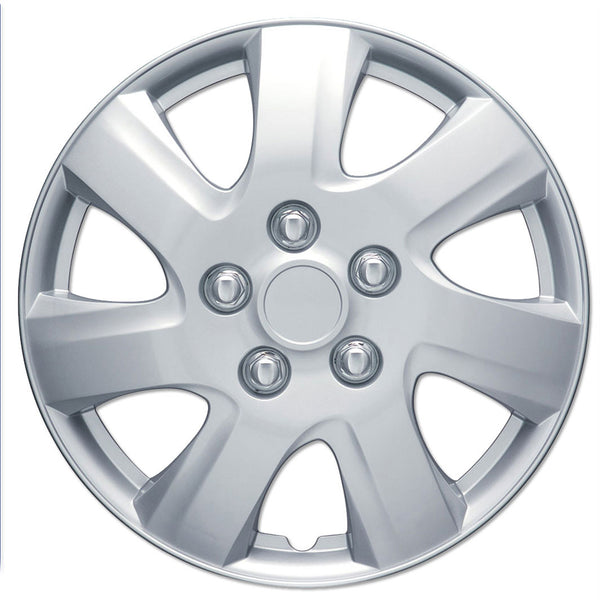 BDK 2010-2011 Toyota Camry Style Hubcaps OEM Replica Wheel Covers 16