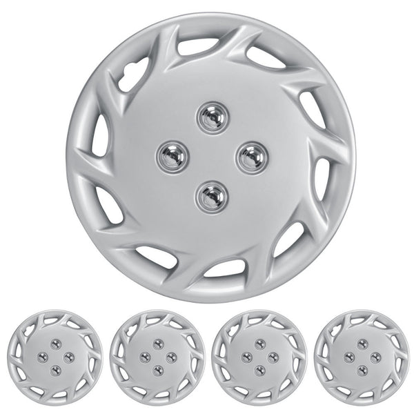 BDK Toyota Corolla Hubcaps Wheel Cover, 13