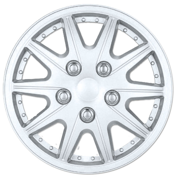 BDK Nissan Altima Style Replica Hubcaps OEM Wheel Covers v2 - 15