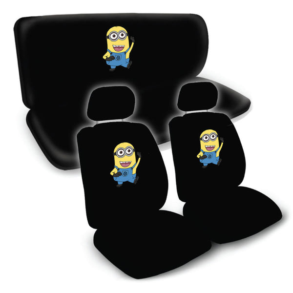 Despicable Me Previous Minion Seat Covers