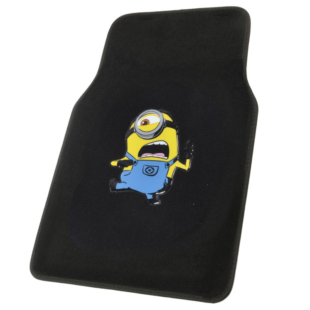 Minions Stuard Universal Carpet Movie Floor Mats