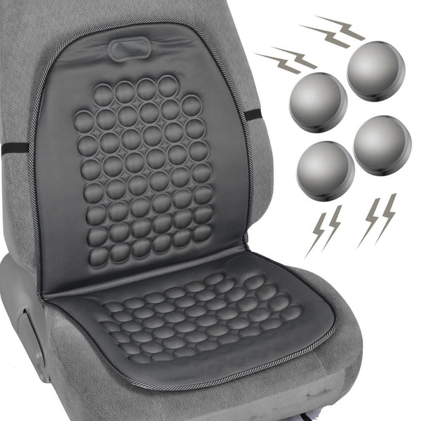 Magnetic Bubble Seat Cushion - Gray
