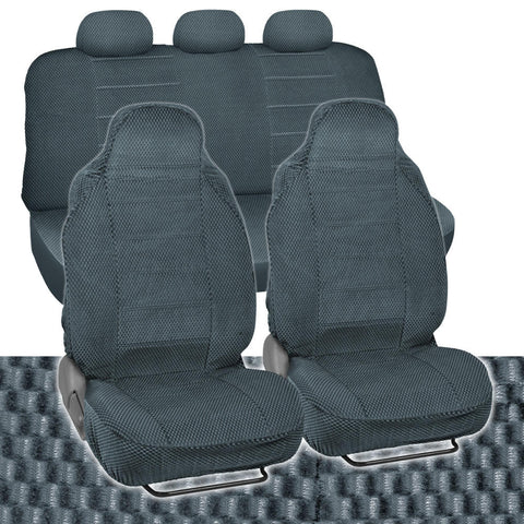 BDK Scottsdale Cloth Car Seat Covers
