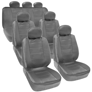 Interior Accessories Sunset and Plam Car Seat Covers Protectors Fit for Most Car Truck SUV Or Van Full Protection for Your Fabric and Leather Seat Seat Covers