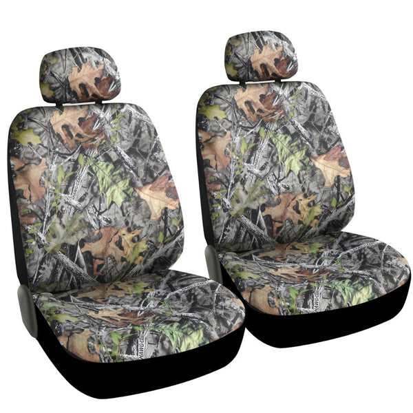 Camouflage Universal Fit 9pc Seat Covers
