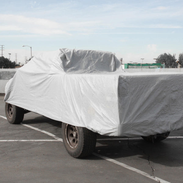 Motor Trend Quot Auto Armor Quot Outdoor Truck Cover All Weather