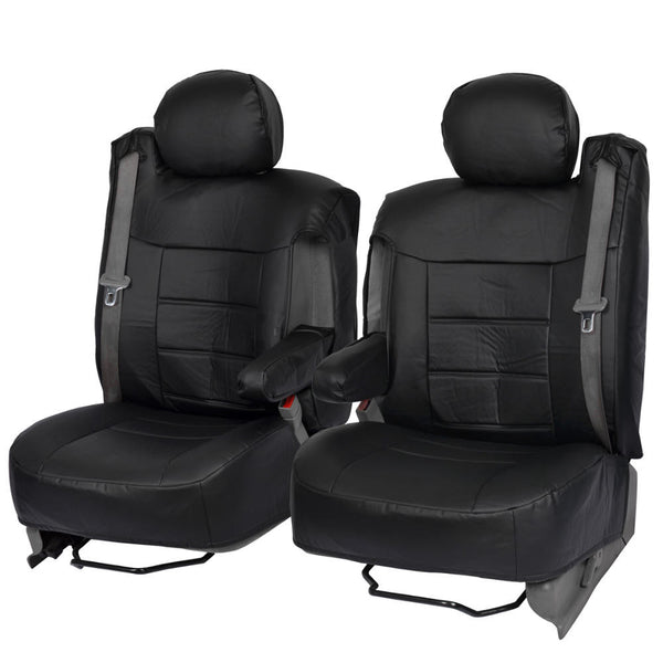 Custom Leatherette Fitted Seat Covers