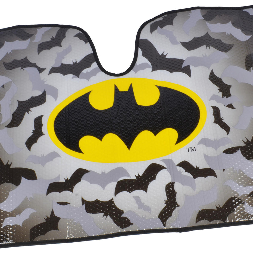 Classic Batman Logo 58 X 28 Front Windshield Sunshade