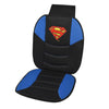 Superman Car Seat Cushion - Padded Comfort Support for Auto & Home