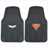 Batman V Superman Dawn of Justice Floor Mats for Car & SUV - 2 Piece Set (2 Style)