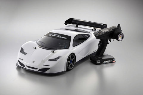 KYOSHO 1/8 INFERNO GT2 VE RACE SPEC CEPTO , 1/8 GT On road car RTR - Kyosho, Fastlaphobby.com LLC  - 1