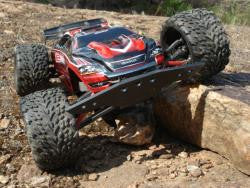 T-BONE RACING 3PC CHASSIS BRACE FOR TRAXXAS 1/16 E-REVO ,  - T-Bone Racing, Fastlaphobby.com LLC  - 1