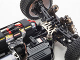 INFERNO MP9e TKI T1 WHITE/BLACK 1/8 EP 4WD READYSET WITH KT-331P , 1/8 Buggy Kit - Kyosho, Fastlaphobby.com LLC  - 2