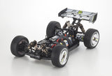 INFERNO MP9e TKI T1 WHITE/BLACK 1/8 EP 4WD READYSET WITH KT-331P , 1/8 Buggy Kit - Kyosho, Fastlaphobby.com LLC  - 4