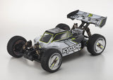 INFERNO MP9e TKI T1 WHITE/BLACK 1/8 EP 4WD READYSET WITH KT-331P , 1/8 Buggy Kit - Kyosho, Fastlaphobby.com LLC  - 3