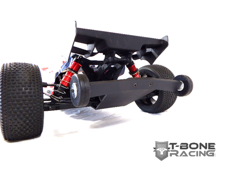 T-BONE RACING REAR BUMPER AND WHEELIE BAR FOR ARRMA TALION , Rear bumper - T-Bone Racing, Fastlaphobby.com LLC  - 1