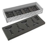 HUDY UNIVERSAL SET-UP SYSTEM FOR 1/10 TOURING CARS , Set-up System - Hudy, Fastlaphobby.com LLC  - 2