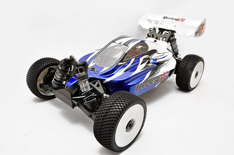 HABAO HYPER VSE 1/8 ELECTRIC BUGGY RTR BLUE , 1/8 Buggy Kit - Habao, Fastlaphobby.com LLC  - 1