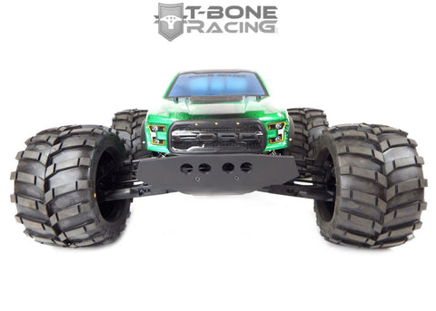 T-BONE RACING BASHER FRONT BUMPER FOR TEKNO MT410 PRO MONSTER TRUCK