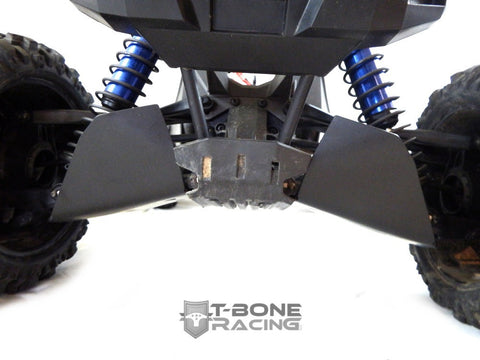 T-BONE RACING SUSPENSION FRONT AND REAR A-ARM A-SKIDS FOR TRAXXAS X-MAXX , A-arm skids - T-Bone Racing, Fastlaphobby.com LLC  - 1