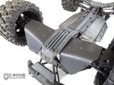 T-BONE RACING SUSPENSION FRONT AND REAR A-ARM A-SKIDS FOR TRAXXAS X-MAXX , A-arm skids - T-Bone Racing, Fastlaphobby.com LLC  - 8
