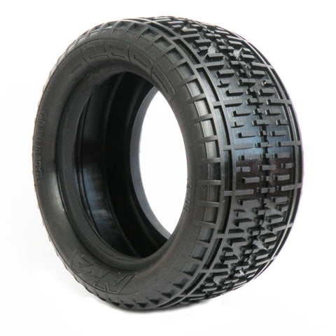 AKA 1:10 BUGGY REBAR REAR (SOFT) TIRES 2 (1 pair) - Fast Lap Hobby