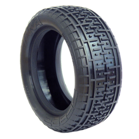 AKA 1:10 BUGGY REBAR 4WD FRONT (SOFT) TIRES 2 (1 pair) - Fast Lap Hobby
