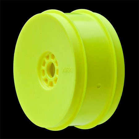 AKA 1:8 BUGGY EVO WHEELS YELLOW (4) , 1/8 Buggy wheels - AKA, Fastlaphobby.com LLC