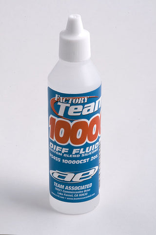 TEAM ASSOCIATED FACTORY TEAM SILICONE DIFF FLUID 10000CST , Diff Oil - Team Associated, Fastlaphobby.com LLC