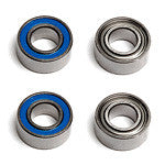 TEAM ASSOCIATED 5x10x4MM FACTORY TEAM BEARING (QTY 4) , Bearings - Team Associated, Fastlaphobby.com LLC