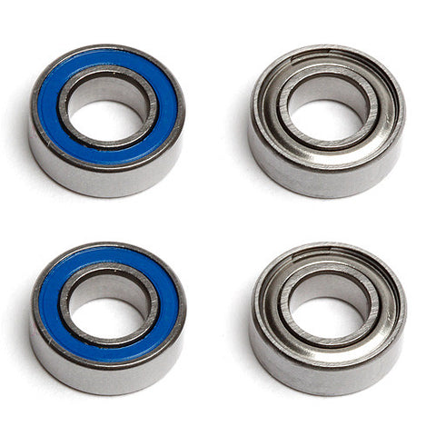 TEAM ASSOCIATED FACTORY TEAM BEARINGS 6X12X4MM , Bearings - Team Associated, Fastlaphobby.com LLC