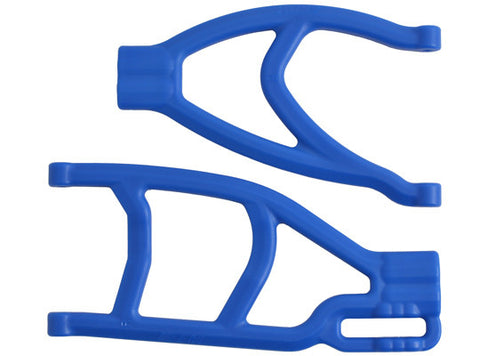 RPM EXTENDED RIGHT REAR A-ARMS FOR TRAXXAS REVO & SUMMIT - BLUE , A-arms - RPM, Fastlaphobby.com LLC