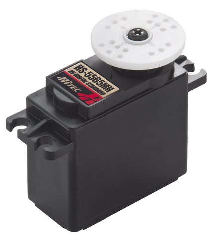 HITEC HS-5565MH HIGH SPEED CORELESS METAL GEAR DIGITAL SERVO , Servo - Hitec, Fastlaphobby.com LLC  - 1
