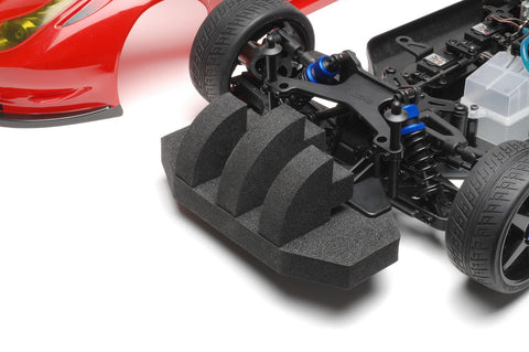 KYOSHO INFERNO GT 3D BUMPER , Front Bumper - Kyosho, Fastlaphobby.com LLC  - 1