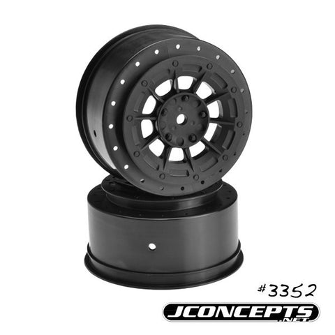 JCONCEPTS HAZARD - LOSI SCT-E WHEEL  - 2PC. , SCT BODY - JConcepts, Fastlaphobby.com LLC  - 1
