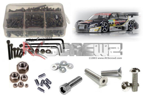 RC SCREWZ KYOSHO INFERNO GT2 STAINLESS STEEL SCREW KIT , Hardware - RC Screwz, Fastlaphobby.com LLC
